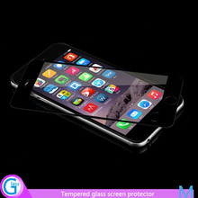 Mobile phone for iphone6 premium tempered glass screen protector