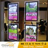 A4 double side acrylic LED light box frame with high quality