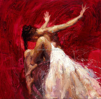 Cheap and Good High Quality Assured Dancing Nude Women Picture Image Sex Nude Oil Painting