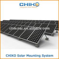 Solar PV Ground Mounting Kit