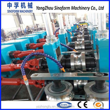 HG60 automatic energy efficient carbon steel welded tube making machine