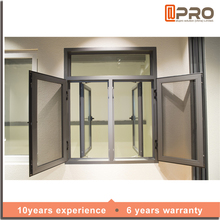 aluminum casement window for modern house with good price