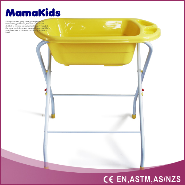 2015 new style plastic baby bathtub and folding baby changing table buy folding baby changing. Black Bedroom Furniture Sets. Home Design Ideas