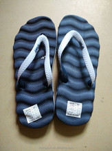 2015 The new summer sandals male Han l fashion personality wave checkered texture Flip Flops Sandals Slippers bathroom