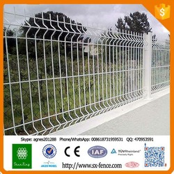 [Cheap price] Powder coated welded fence / solid metal fence panel