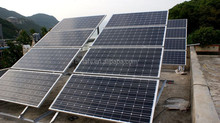 5kw solar system grid tied solar panels system with the MPPT,high quality
