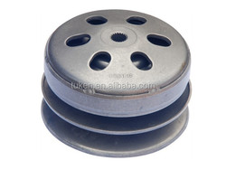 GY6-150 Motorcycle clutch assembly, GY6 motorcycle clutch driven, ,High quality Scooter motorcycle Engine parts