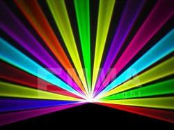 Very expensive 15000mw RGB multi color animation disco laser light 15W ilda laser stage lighting