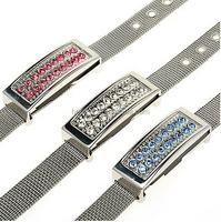 Crystal Bracelet pendrive 4gb Pen Drive 8GB 16GB usb flash drive 32GB pendrive 64GB Jewelry Flash USB Memory Stick Disk Key Gift