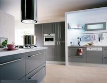 knock down flat pack kitchen cabinet/sellers kitchen cabinet hardware model