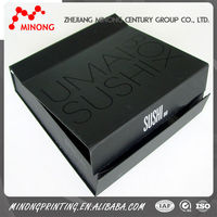 Custom high quality handmade paper packing box singapore
