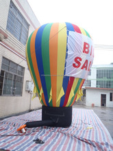 Inflatable advertising balloons / Outdoor lagre inflatable ground balloons for event