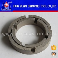 Diamond drill bit ring segment Crown segments for sale