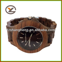 high quality and fast delivery time ,natural wood watches YL-SP2016