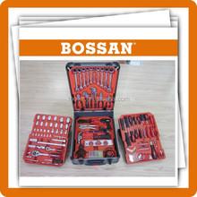 hangzhou manufactory 226 pcs professional alumium case hand tool kit