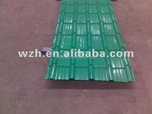 copper colored metal roof ppgi ppgi corrugated roofing sheet