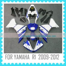 Aftermarket ABS Custom Fairing Body Kit Quality ABS motorcycle Fairing for YAMAHA R1 2009-2012