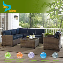 Confortable Leisure Modern Rustic Teak Outdoor Furniture, Roots Rattan Outdoor Furniture Used Outdoor Furniture