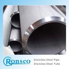 Top selling in steel industry 301 stainless steel seamless tube