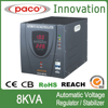 Delay type single phase stabilizer 8KVA with digital display