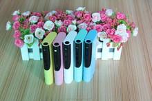 Pink girls color for u choose 10000mah Led Power bank 10000mah