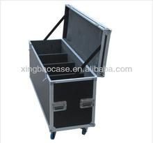 Aluminium fllight case with compartments XB-TL0A1