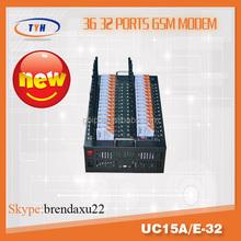 quectel UC15E 32 ports low price 3g usb gsm modem