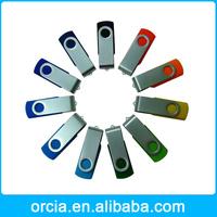 SWIVEL USB 2.0 FLASH PEN DRIVE 32GB MEMORY THUMB STICK