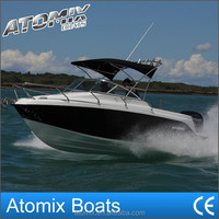 5.6 meter speed boat for sea water