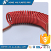 PA12 Spiral black pipe 6.5M Coiled nylon hose