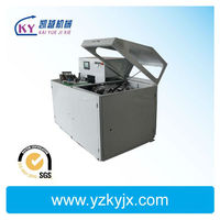 CNC special holes toothbrush tufting trimming and grinding combine machine