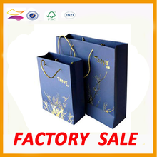 2015 China Popular Customized Paper Gift Bag