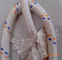 polyester rope with lead weight / plumment rope