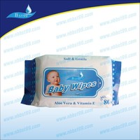 60pcs/80pcs/90pcs Organci Baby Wet Wipes, Baby Tissue , Baby Paper,Alcohol And Fragrance Free
