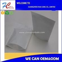 design printed aluminum foil zipper bag pouch