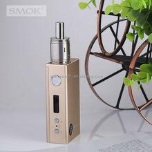 2015 new smoktech atomizer bottom e vapor cigar trident VDA