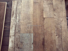 Reclaimed European Unfinished Oak Engineered Wood Flooring and wall panels