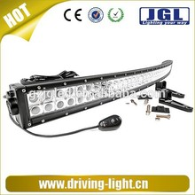 Curved led off-road light bar alulmminum alloy led driving ligh bar for trucks offroad accessories