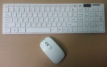 excellent quality mini 2.4G wireless keyboard and mouse combo