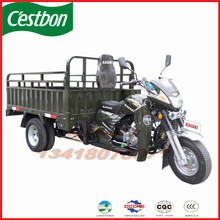 Max load 1500kg 1.3m*2.2m double-wheel truck cargo tricycle sale to yemen