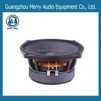 6.5 inch spl pro audio, midrange speaker