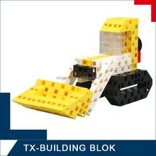 unique block set - 3d diy construction toys for adults