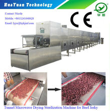 Industrial Microwave Beef Jerky Equipment Dehydrator