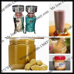 Nut Sesame Soybean Peanut Butter Food Processor Colloid Mill Grinder