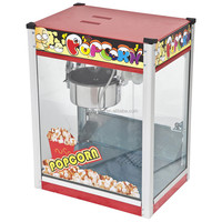 CE aproved 8OZ commercial industrial popcorn making machine price