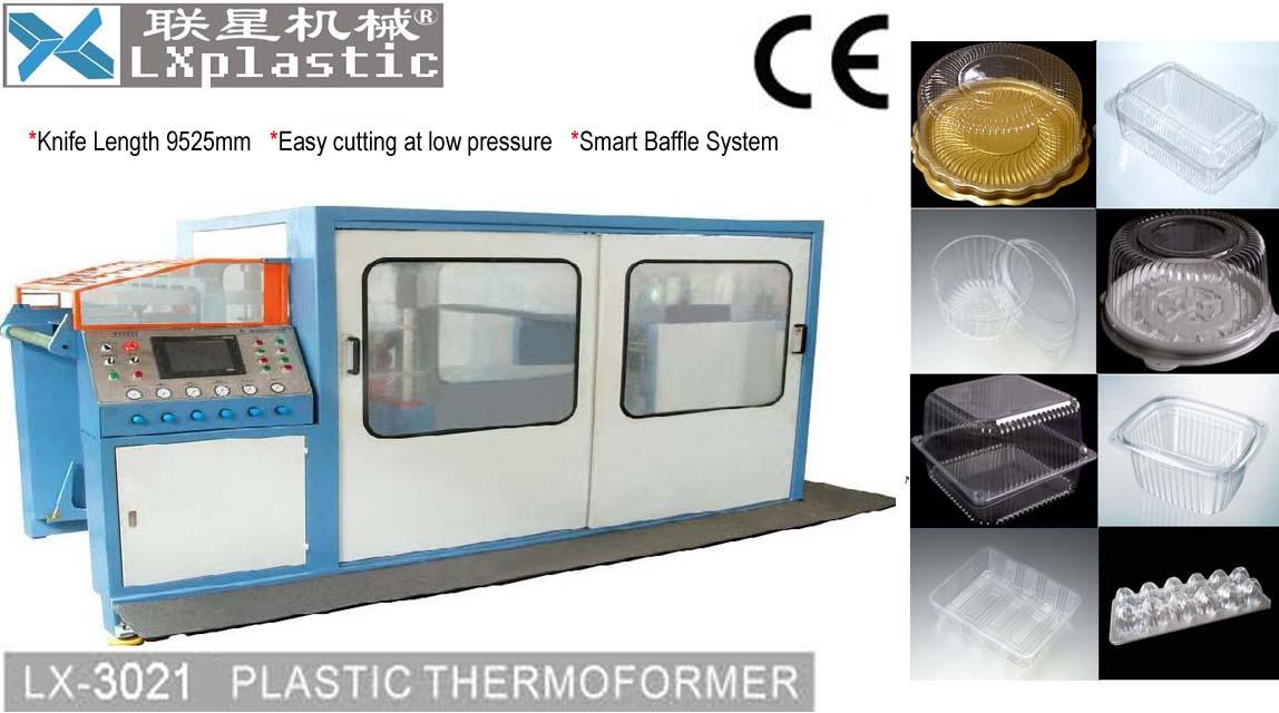 vacuum forming machine parts