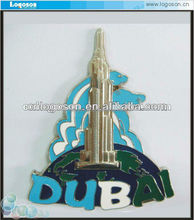 creative gifts item dubai souvenir fridge magnets