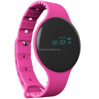 Wearable fitness sport activity tracker sleep monitor bluetooth oled digital smart watch wristband bracelet