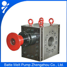 High Pressure Metering Gear Pump for Plastic Extrusion