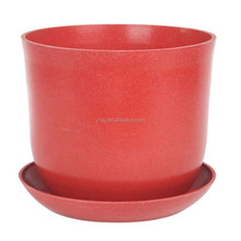 Biodegradable New type corn starch plant pot